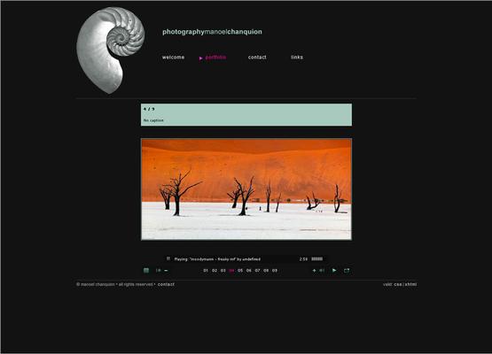 Dynamische Bildergalerie von Heim PC verwaltbar