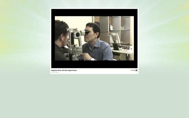 Video in Ajax-Lightbox